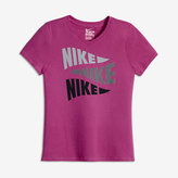 Nike Varsity Art Big Kids' (Girls') T-Shirt (XS-XL)