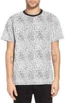 Eleven Paris Men's Elevenparis 'Gatrik' Print T-Shirt