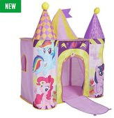 My Little Pony Castle Play Tent