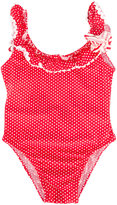 Amaia dotted swimsuit