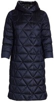Thumbnail for your product : Marina Rinaldi, Plus Size Paniere Longline Quilted Coat