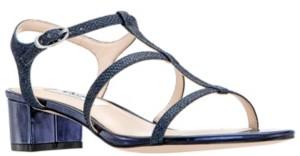 Nina Gelisa Block Heel Sandals Women's Shoes