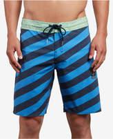 """Volcom Men's Stripey Stoney 19"""" Board Shorts"""