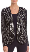 Nic+Zoe Nightwatch Reversible Cardigan