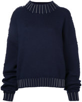 Donnah Mabel - strings jumper - women - Wool - 0