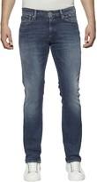 Tommy Hilfiger Tommy Jeans Scanton Slim Jeans, Mid Blue