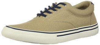 Sperry Mens Striper Storm CVO Duck Canvas Sneaker
