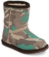 Emu Toddler Boy's Commando Waterproof Boot