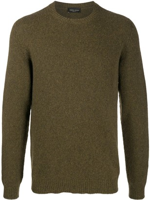 Roberto Collina Long-Sleeve Fitted Jumper