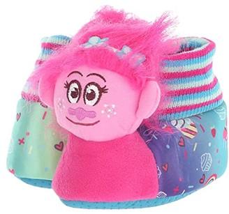 Favorite Characters TLF217 Trolls Slipper Head (Toddler/Little Kid) (Pink) Girls Shoes