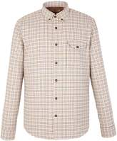 Gibson Men's Check Tailored Fit Long Sleeve Shirt