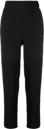 Ganni tapered trousers