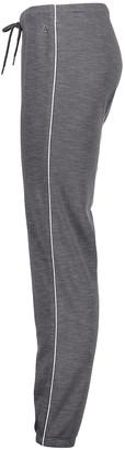 Reebok Women's Casual Pants MEDIUM - Medium Gray Edge 7/8 Joggers - Women