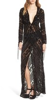 For Love & Lemons Women's Jadore Maxi Dress