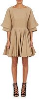 J.W.Anderson Women's Linen Fit & Flare Dress