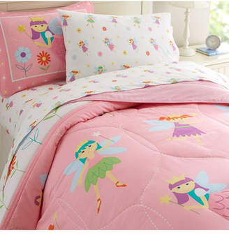 Wildkin Fairy Princess Toddler Sheet Set Bedding