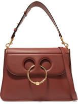 J.W.Anderson Pierce Medium Leather Shoulder Bag - Tan