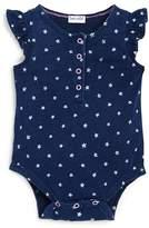 Splendid Girls' Indigo Star Bodysuit - Baby