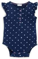 Splendid Infant Girls' Indigo Star Bodysuit - Sizes 6-24 Months