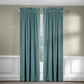 Veratex American Collection Velvet Soft Luxury Curtain - 50'' x 108''