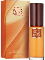 Coty Wild Musk Cologne Spray 1.5-Ounce