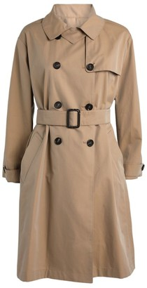 Max Mara The Cube Trench Coat