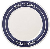 Kate Spade All in Good Taste Order's Up Accent Plate