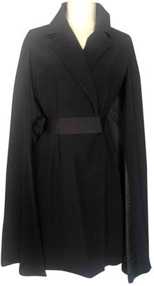 Martine Sitbon Black Wool Jacket for Women