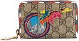 Gucci GG Supreme Courrier wallet - men - Leather - One Size