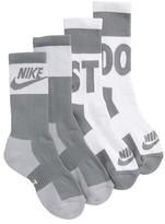 Nike Women's 2-Pack Crew Socks