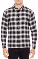 Sandro Grizzly Slim Fit Button-Down Shirt
