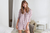 aerie Flannel Romper