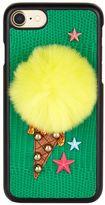 Dolce & Gabbana Ice Cream Cone IPhone 7 Phone Case