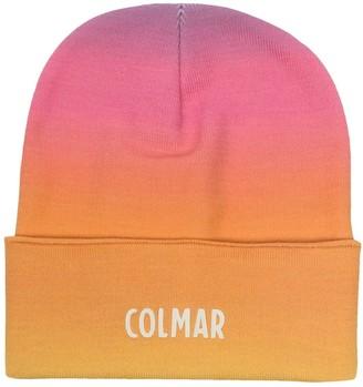 Colmar Logo Print Gradient Beanie