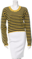 See by Chloe Striped Wool Sweater