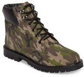 Topshop Women's Kapital Hiker Boots