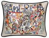 Catstudio America Pillow - Original Geography Collection Home Décor 114(CS)