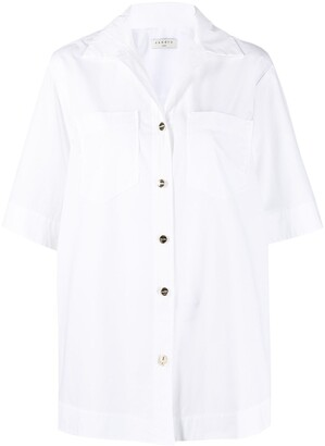 Sandro Abby oversized shirt