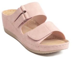 GC Shoes Doreen Wedge Sandal Women's Shoes