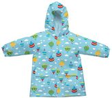 I Play Hot Air Balloon Waterproof Raincoat - Baby