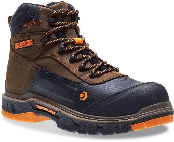 4dcd3d18f87 Overpass Mid Work Boot - Men's