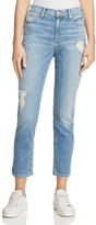 True Religion Colette Skinny Jeans in Waterfall Ridge