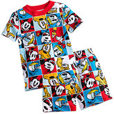 Disney Mickey Mouse and Friends PJ PALS Short Set for Boys