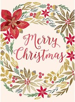 Design Design Merry Christmas Cards, Box of 14