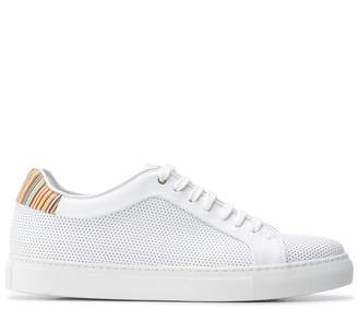 Paul Smith Basso sneakers with signature stripe trims