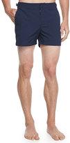 Orelebar Brown Setter Short-Length Swim Trunks, Navy