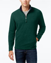 Club Room Men's Micro Fleece Pullover, Only at Macy's