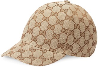 Gucci Children's GG wool baseball hat