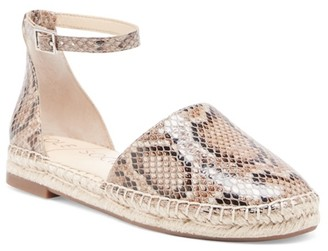 Sole Society Saylah Espadrille Flat
