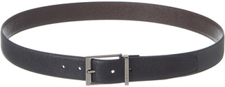 Burberry Reversible Leather Belt